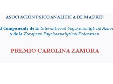 Premio Carolina Zamora