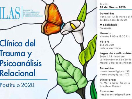 Instituto Latinoamericano de Salud Mental y Derechos Humanos ILAS