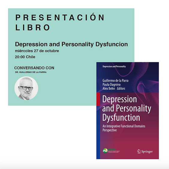 Depression and Personality Dysfunction