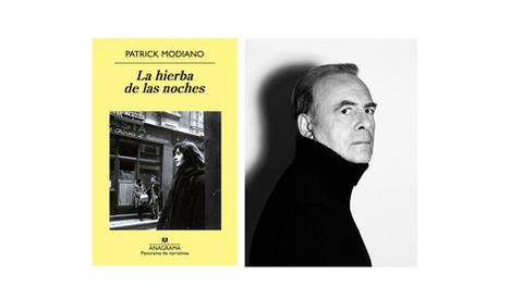 La Hierba de las Noches, Patrick Modiano, Anagrama, 2014