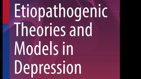 Etiopathogenic Theories and Models in Depression