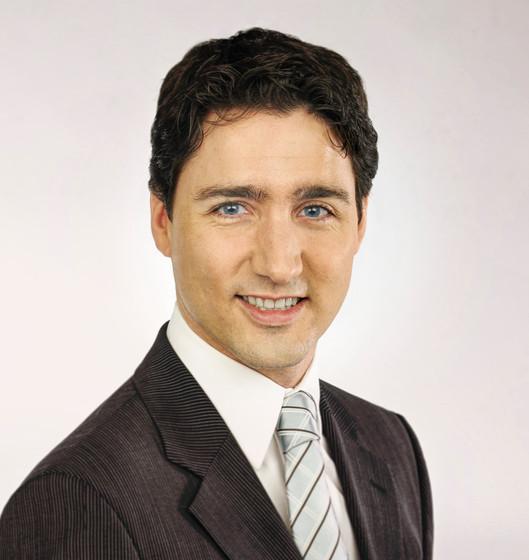 Himagia pour Justin Trudeau