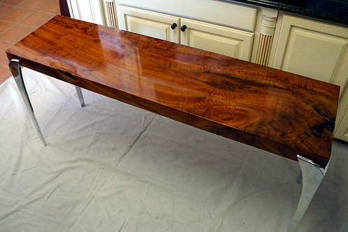 Rosewood Foyer/Entryway Table