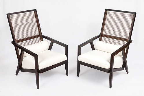 Pierantonio Bonacina // Astoria Lounge Chairs