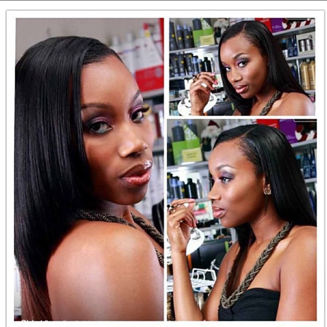 Hair Extensions (Sew-In)