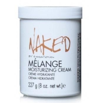 Naked Melange Moisturizing Cream 8oz.