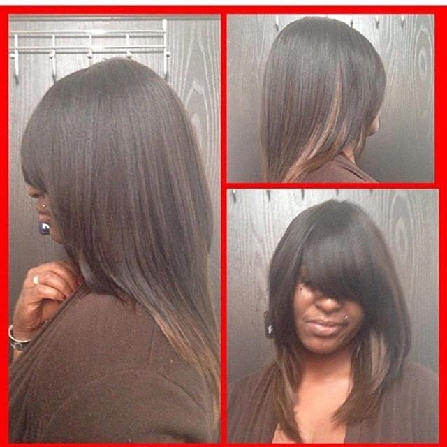 Hair Extensions (Bonded)