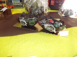 Duo chocolats