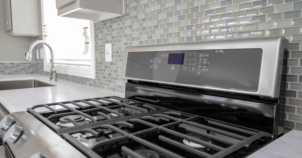 Silvercrest Craftsman Kitchen Range