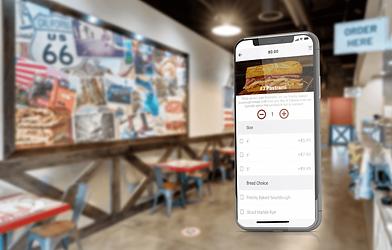 West Coast Sourdough Online Ordering Sandwiches