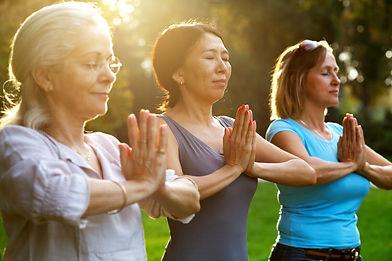 Group yoga, Auburn, CA Grace Inspire