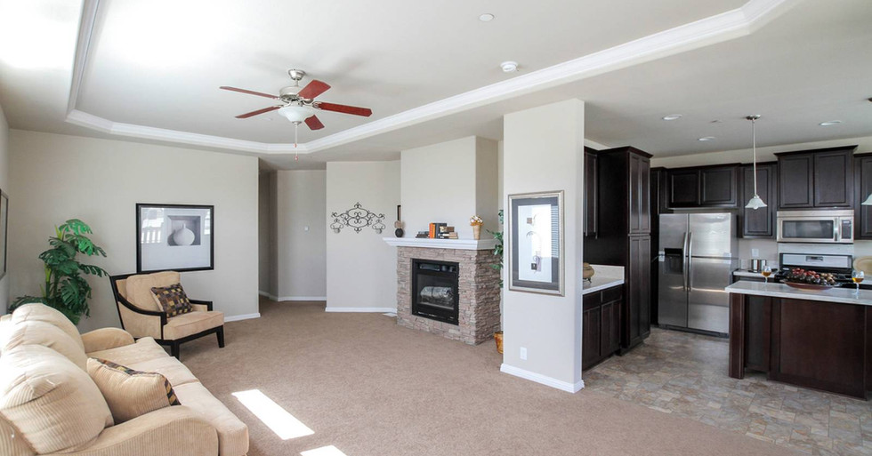 Silvercrest Bradford Living Room