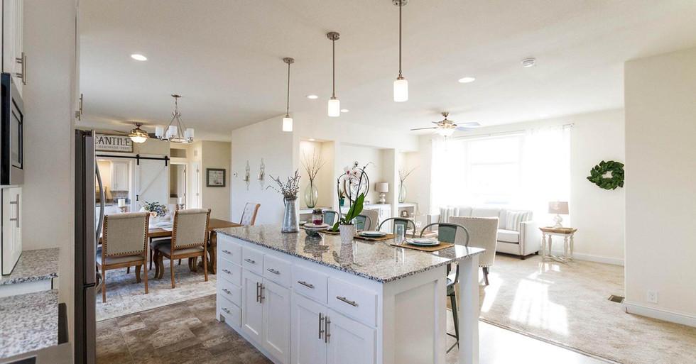 Creekside Manor Kitchen-4