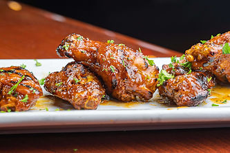 Pete's Natomas Spicy and Sweet Buffalo Wings
