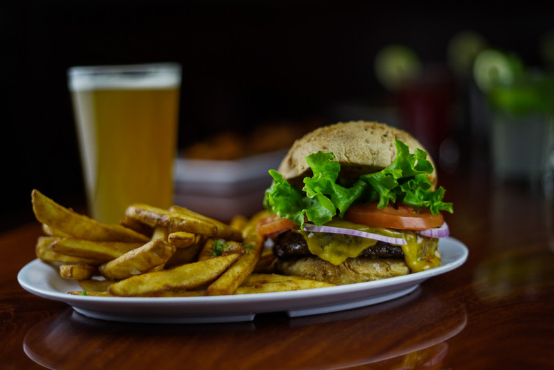 Pete's Natomas All Amercian Burger