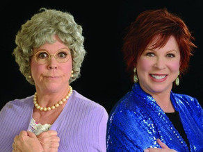 Dr. Miller partners with Emmy Award winning comedienne Vicki Lawrence on patient outreach campaign!
