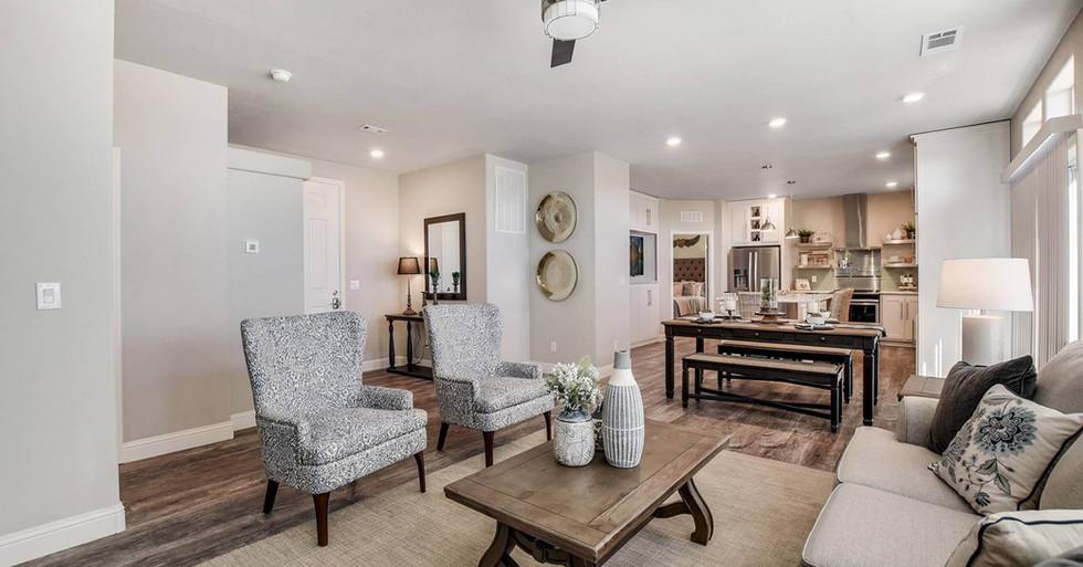 Model-11 Living Room