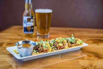 The Hub Natomas CA Delicious Tacos