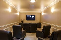 Chateau Senior Living Orangvale CA Movie Rooms