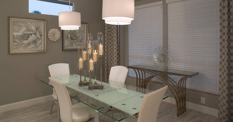 Silvercrest Dining Room