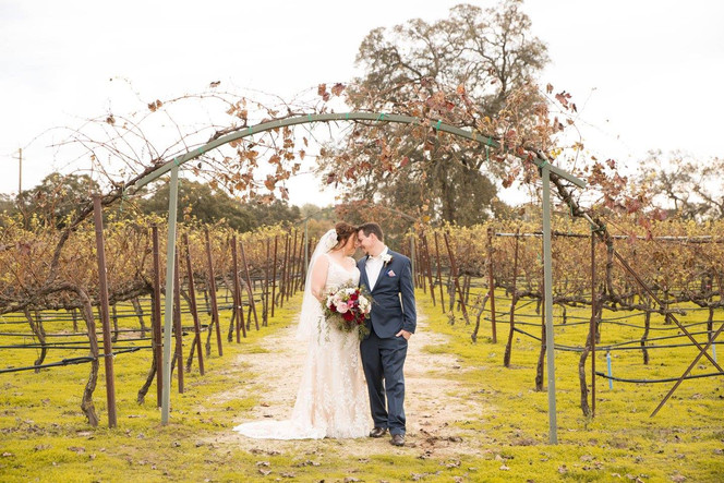 Rancho Roble Great Wedding Sites