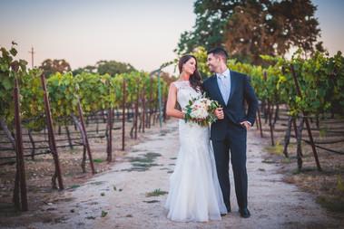 Rancho Roble Romantic Wedding Sites