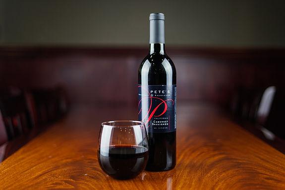 Pete's Natomas Reserve Wine