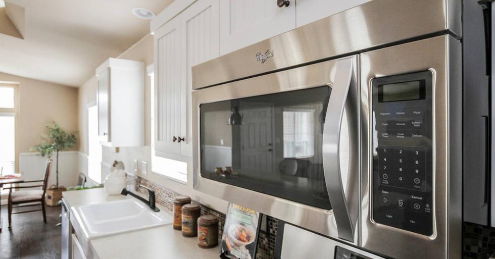 Silvercrest Bradford Whirlpool Microwave