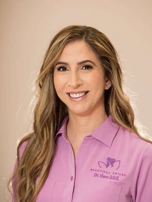 Beautiful Smiles Dentistry Roseville CA Dr. Hana Rashid
