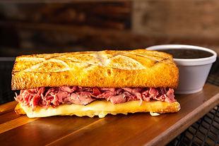 West Coast Sourdough Sacramento CA - Classic French Dip Sandwich
