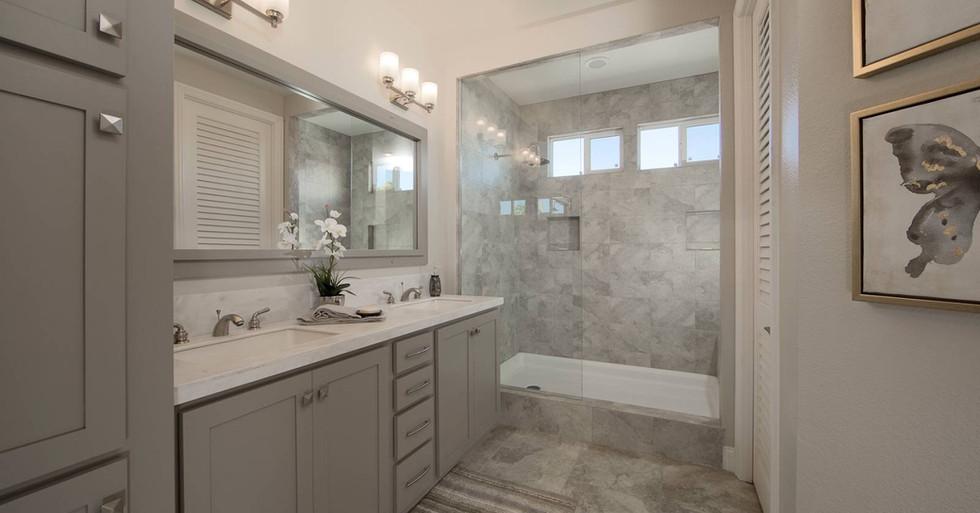 Silvercrest Master Bath