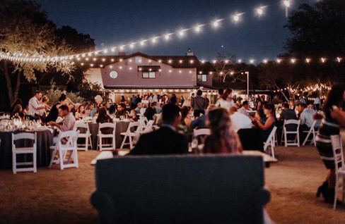 Rancho Roble Large Event