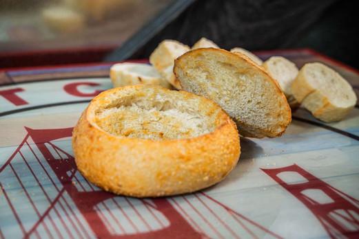 West Coast Sourdough Laguna Elk Grove CA Fresh Baked Bread Bowl