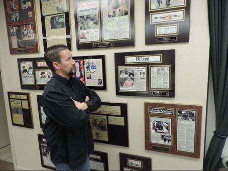 Downtown Roseville Merchants president reflects on job as Casey Anthony's bodyguard