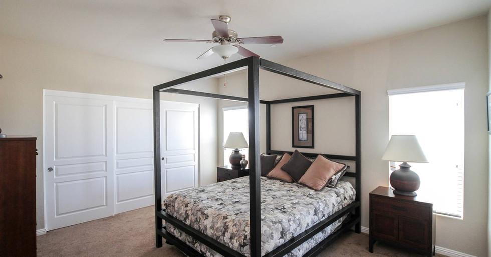 Silvercrest Bradford Master Bedroom