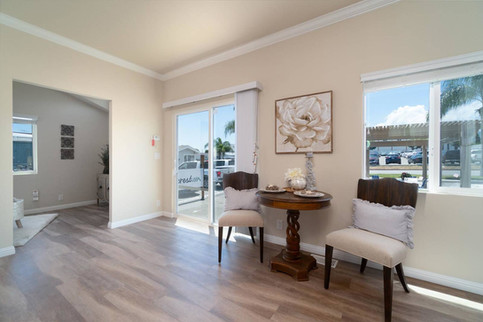 Bradford Dining Room Manufactured home