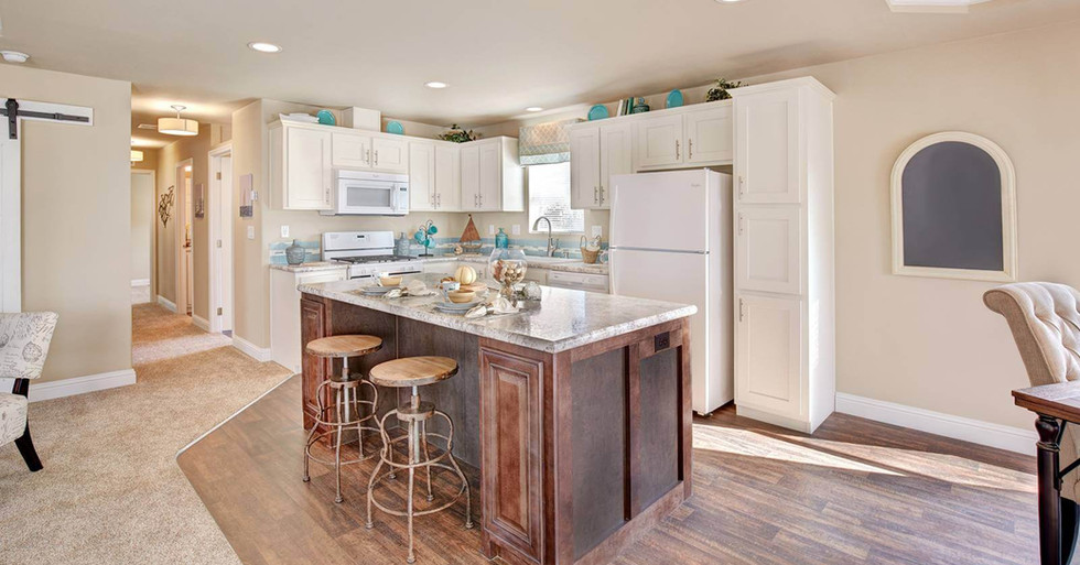 Creekside Manor Kitchen-1
