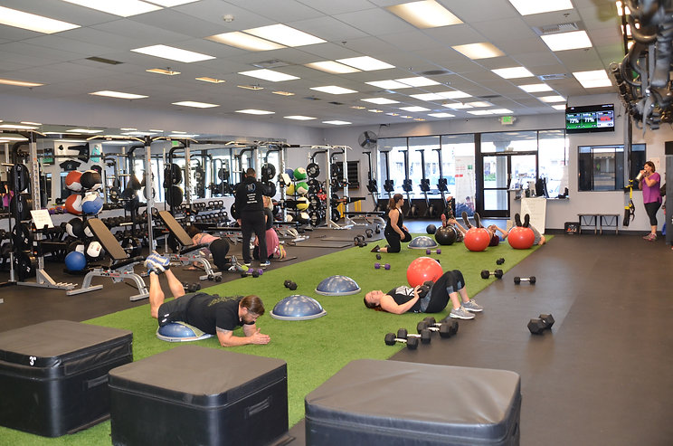 Next Level Fitness Roseville- Facility