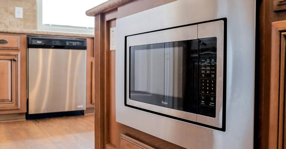 Silvercrest Craftsman Microwave