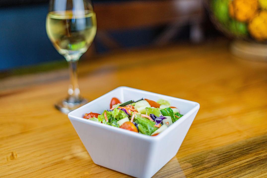 The Hub Natomas CA Fresh Salad