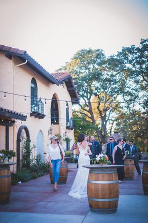 Rancho Roble Best Outdoor Wedding Venues