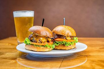 The Hub Natomas CA Delicious Burger and Beer