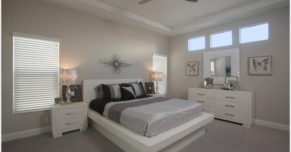 Silvercrest Master Bedroom
