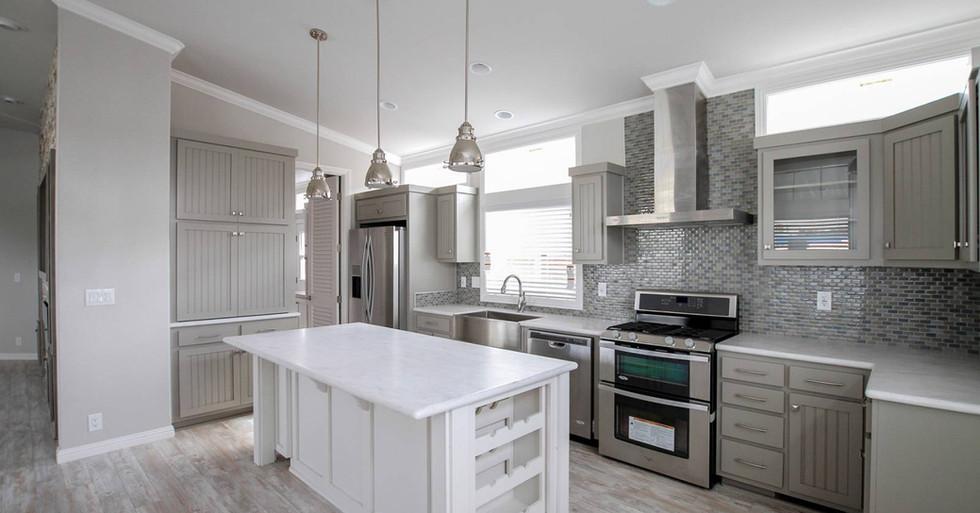 Silvercrest Craftsman Kitchen