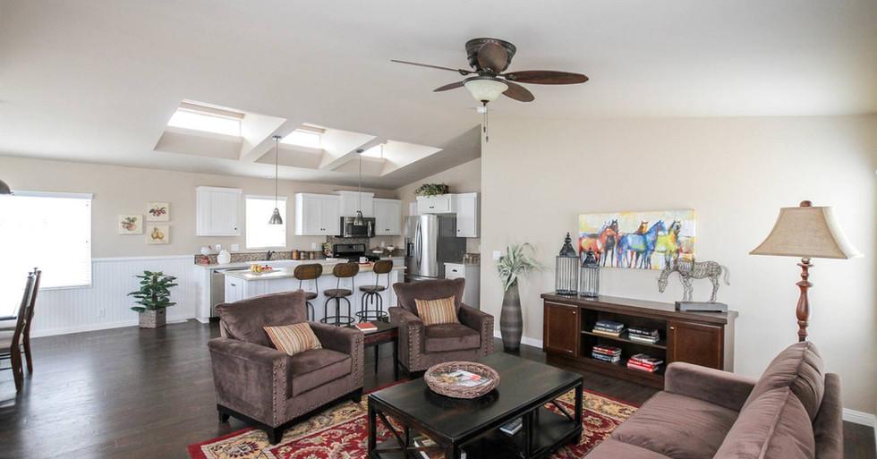 Bradford Living Room/Kitchen