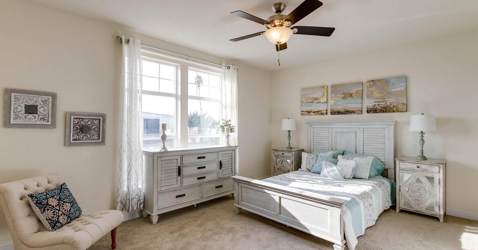 Creekside Manor Master Bedroom-1