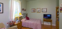 Chateau Senior Living Orangevale CA Stylish Bedroom