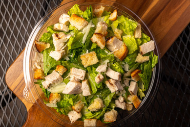 West Coast Sourdough Yuba City CA Grilled Caeser Chicken Salad