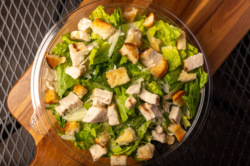 West Coast Sourdough Marconi Ave Sacramento CA Grilled Caeser Chicken Salad
