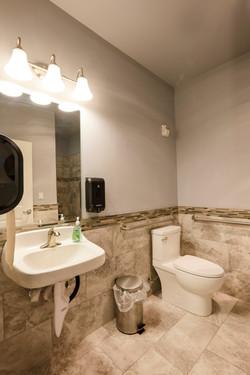 Chateau Senior Living Orangvale CA Clean Bathrooms